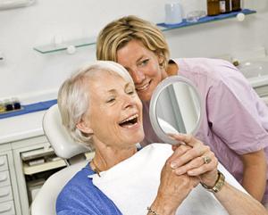 Dental needs for Elderly