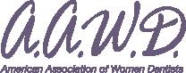 Amer Assoc of Women Dentists logo