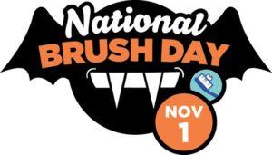 National Brush Day Nov. 1